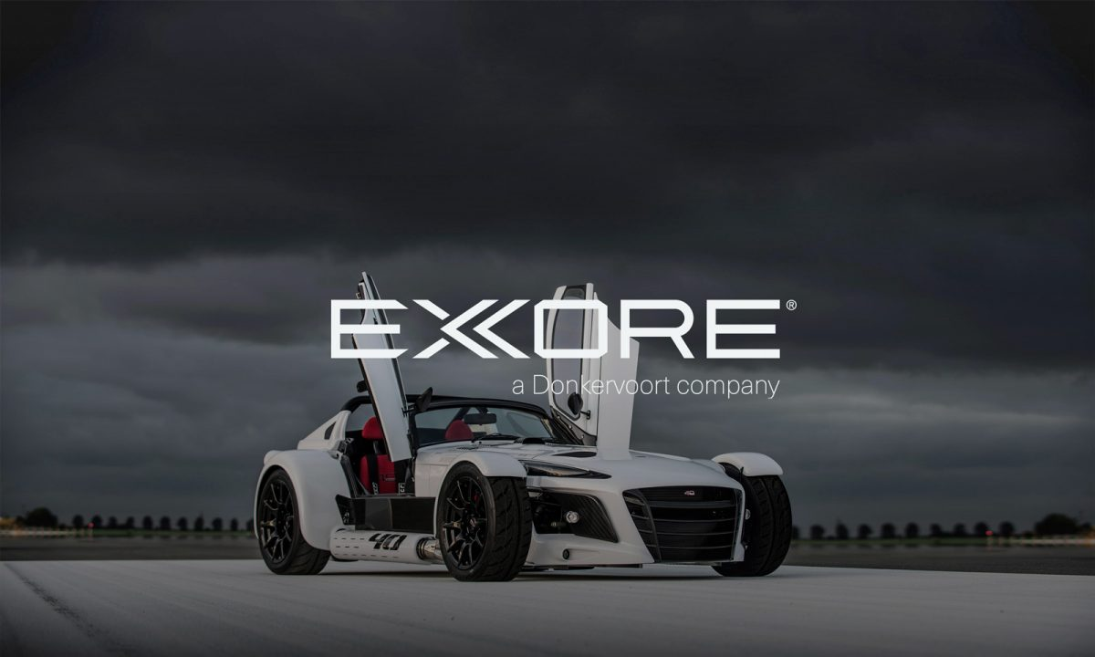Ex-Core a Donkervoort company